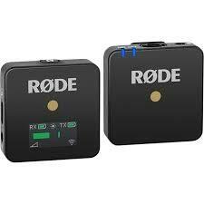 RODE Wireless GO 藍牙無綫咪高峰 (相機拍攝)