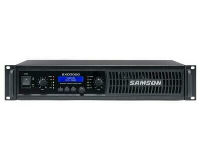 #最後一件 #全新 SAMSON SXD3000 -  Power Amplifier with DSP