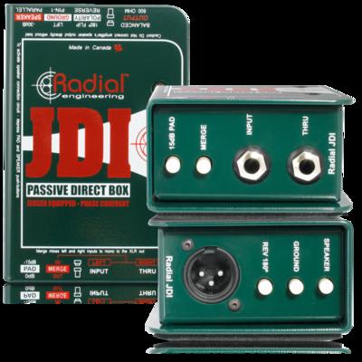 Radial JDI Premium Passive DI