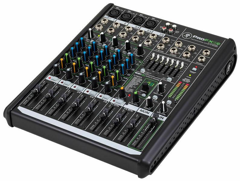 【11月優惠】Mackie ProFX8v2 (8Channel mixer with effects)
