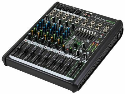 【11月優惠】Mackie ProFX8v2 (8Channel mixer with effects)