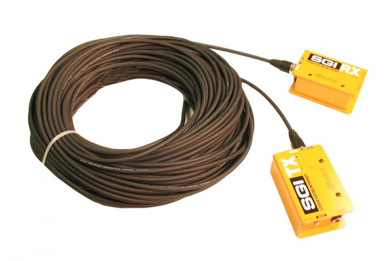 Radial SGI (Guitar Interface System)