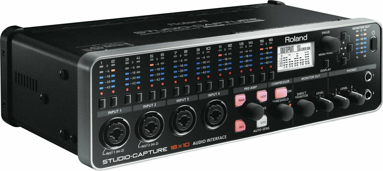 ROLAND STUDIO-CAPTURE UA1610 (USB 2.0 Audio Interface 錄音介面)