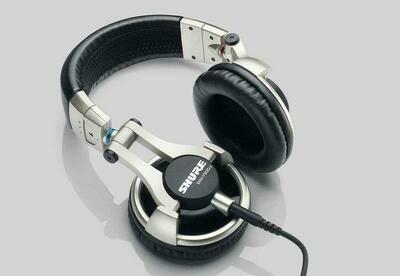 【清貨】SHURE SRH750 DJ headphone #全新 #無保養