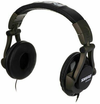 Shure SRH550 DJ Headphone (#全新 #無保養)