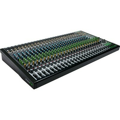 Mackie ProFX30v3 30-Channel Sound Reinforcement Mixer with Built-In FX