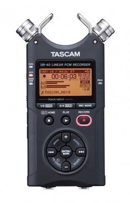 #清貨 Tascam DR-40 (Handheld 4-track Recorder) #全新 #有保養