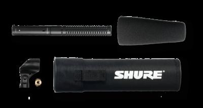 Shure VP89S Modular Shotgun Microphone