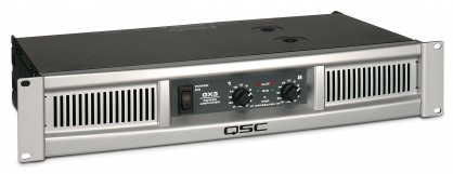 QSC GX5 power amplifier 00561