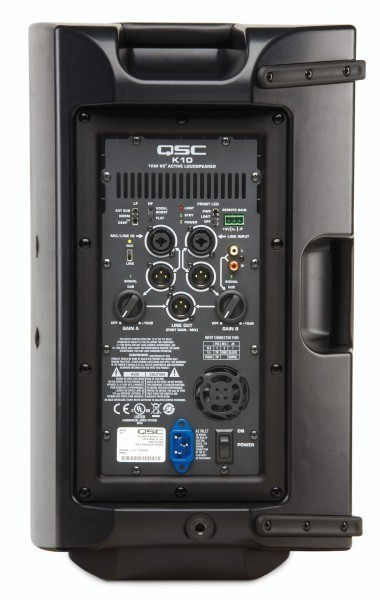 QSC GX7 power amplifier