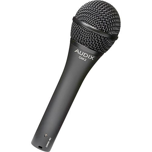 #清貨 Audix OM2 dynamic vocal microphone #有保養