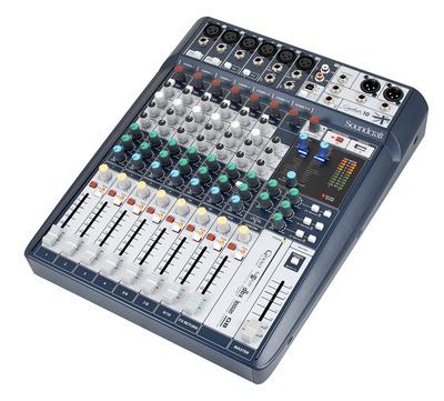 Soundcraft Signature 10 mixer 00816