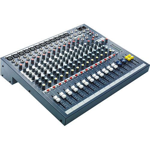 Soundcraft EPM 12 mixer 00961