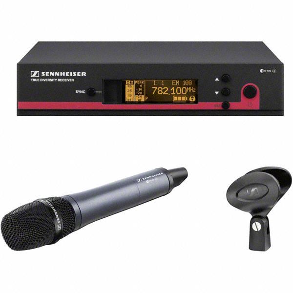 Sennheiser EW135 G3 人聲系統