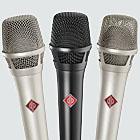 Neumann KMS 104 / 105 microphone
