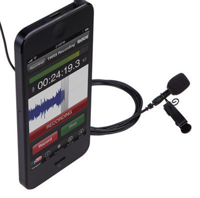 Rode smartLav 領夾咪 (smart phone 智能電話 android apple 可用)