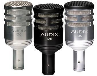 Audix D6 - Kick Drum Microphone