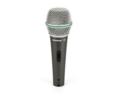 Samson Q4 Dynamic mic (含便攜袋,咪線,咪夾)