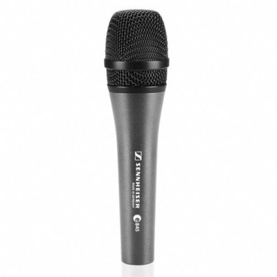 Sennheiser e845 vocal microphone