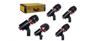 Avantone CDMK5 5-Mic Drum Microphone Kit