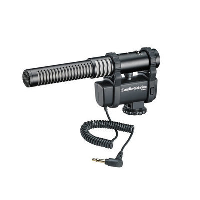 Audio Technica AT8024 (心形單聲道 / 立體聲攝錄機用咪高峰)