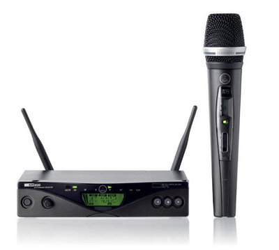 WMS 450 C5 vocal wireless microphone 無線咪