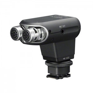 Sony ECM-XYST1M 立體聲 相機收音咪 (stereo DSLR camera microphone)