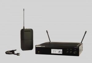 Shure BLX14R/PG185 領夾式無線系統
