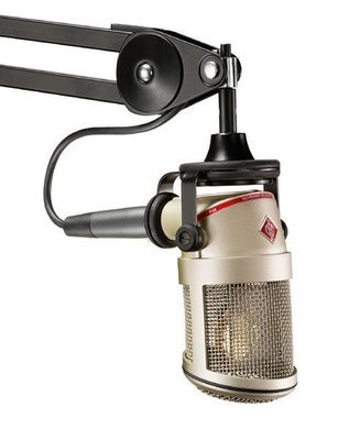 Neumann BCM-104 - Large Diaphragm Condenser Microphone for Broadcasting