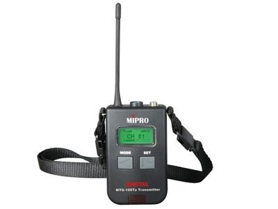 Mipro MTG-100Ta Digital Portable Transmitter