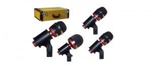 Avantone CDMK4 4-Mic Drum Microphone Kit