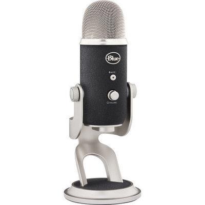 Blue Yeti Pro USB & XLR microphone