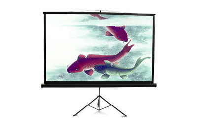 JK 支架幕 | tripod projector screen
