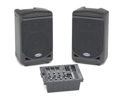 Samson Expedition XP150 portable audio system