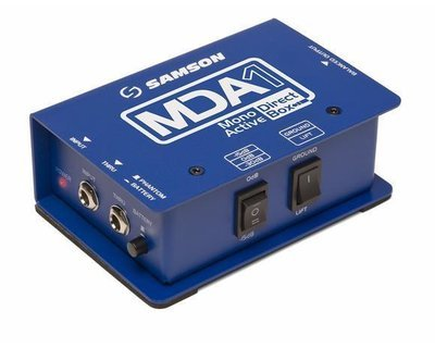 Samson MDA1 - Mono Active Direct Box