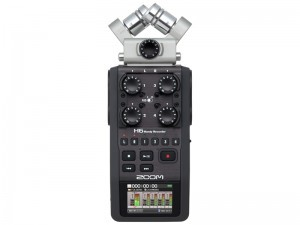 Zoom H6 手提錄音機 professional recorder