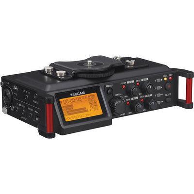 Tascam DR-70D recorder for DSLR