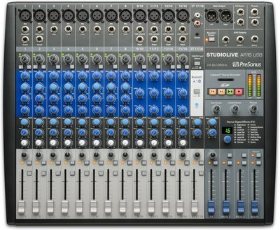 PreSonus StudioLive AR16 USB mixer