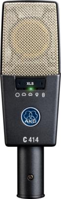 【2月優惠】AKG C414 XLS Reference multi-pattern condenser microphone