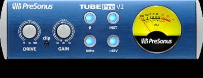 Presonus TubePre V2 (tube microphone pre-amplifier)