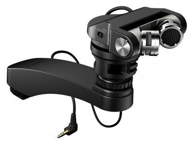 Tascam TM-2X (X-Y stereo microphone for DSLR cameras)