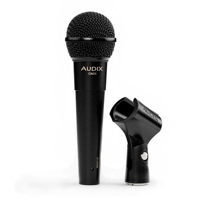 Audix OM11 Dynamic Vocal Microphone