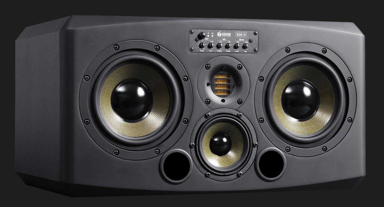 ADAM Audio S3X-H Active Studio Monitor (Midfield)