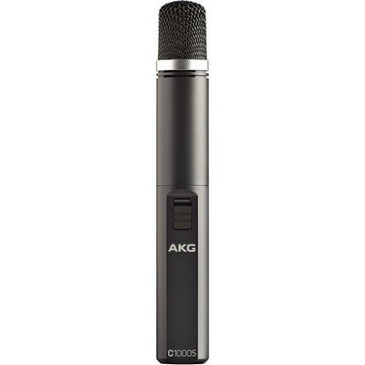 AKG C1000S small-diaphram condenser microphone