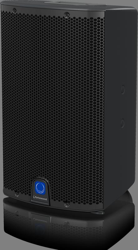 Turbo SOund iQ10 Powered Loudspeaker