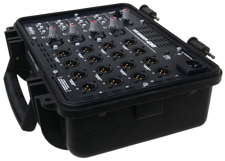 Drawmer Kickbox 4X4 - Portable Active Splitter