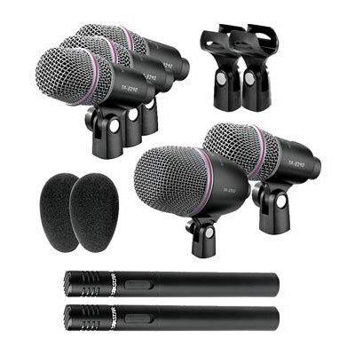Takstar DMS-7P drum microphone set