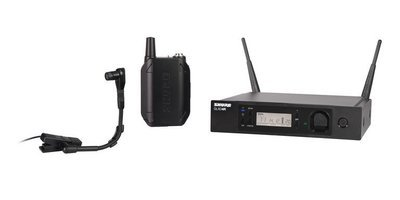 Shure GLXD14R/B98 Instrument Wireless System (2.4Ghz digital)