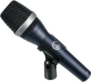 AKG D5 microphone 人聲咪高峰 (無開關)