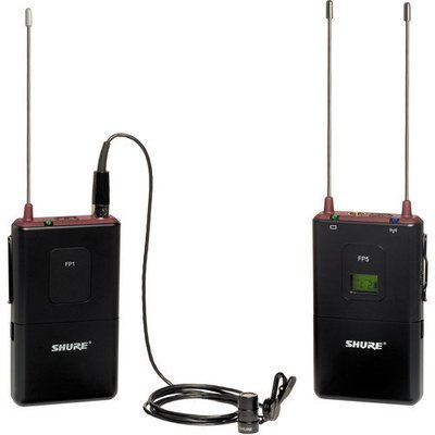 Shure FP15/83 camera wireless microphone system
